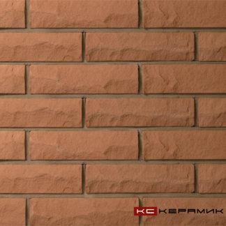 кирпич Горный камень Темный шоколад КС-Керамик