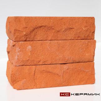 кирпич Горный камень Красный угловой КС-Керамик